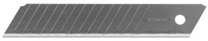 """Лезвие STAYER """"PROFI"""" сегментированное, 15 сегментов, 18 мм, 10 шт, в боксе"""