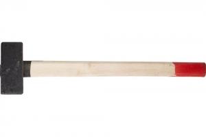 Кувалда с деревянной рукояткой 6 кг