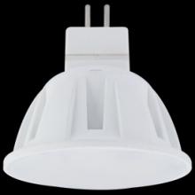 3 Ecola Light MR16 LED 4.2W 220V GU5.3 4200K МАТОВОЕ СТЕКЛО (Композит) 42*50 светод.лампа Экола