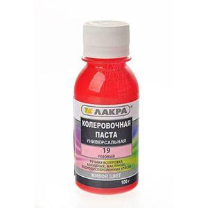 Колеров.паста розовая 0,85л ВИТ