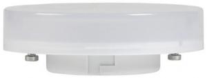 Лампа светодиодная 61 132 OLL-GХ53-8-230-6,5K 8Вт таблетка 6500К холод.бел. 640лм 230Вт ОНЛАЙТ 20174