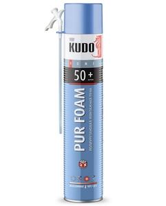 Пена полиуретановая монтажн.бытовая Kudo Home 50+ зима