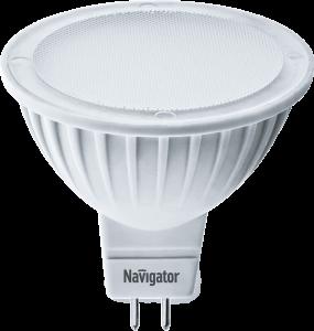 Лампа светод. Navigator 94 255 NLL-MR16-3-230-3K-GU5.3