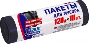 Пакеты д/мусора Avikomp повыш прочности 120л 10шт/24