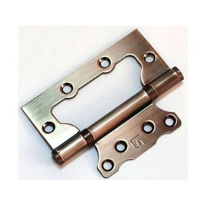 Петля сталь без врезки 2 подшип без короны Ант медь LS 100-2BB АС