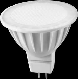 Лампа светодиод. 71 637 ОLL-MR16-5-230-3K-GU5.3 ОНЛАЙТ 4670004716373