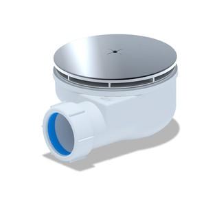 Сифон для душ. поддона 90*40 h 53 ani E350 Ани пласт