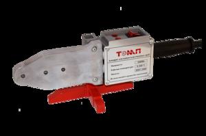 Аппарат для сварки(пайка) пластиковых труб ТЭМП ППТ-2000, мшщ. 1000/2000Вт диам. насадок 20-60мм