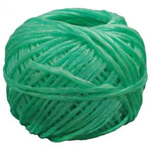 Шпагат полипропиленовый, зеленый, 1200текс, 400м //СИБРТЕХ//Россия