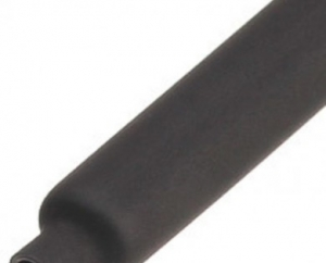 Трубка ТУТнг-60/30 черная (КВТ)