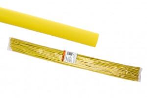 ТУТнг 10/5 термоусадочная трубка желтая (1м) ТДМ (5/50) (А) (066449/031016/0029003/19, КИТАЙ)