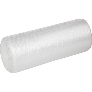 Плёнка фольгированная пузырчатая 3мм (100м)