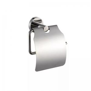держатель туалетной бумаги с крышкой F504 Frap
